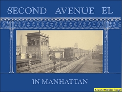 Second Avenue EL in Manhattan