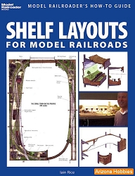 Shelf Layouts for Model Railroaders