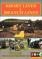 Short Lines and Branch Lines Vol. 2: The Hudson River Valley 1975-1976 DVD