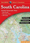 SOUTH CAROLINA DeLorme Atlas and Gazetteer