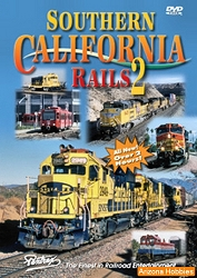Southern California Rails Vol. 2 DVD