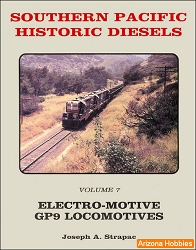 Southern Pacific Historic Diesels Vol. 07: EMD GP9s