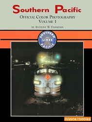Southern Pacific Official Color Photography Vol. 1