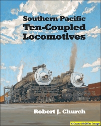 Southern Pacific Ten-Coupled Locomotives