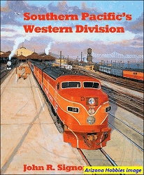 Southern Pacific's Western Division