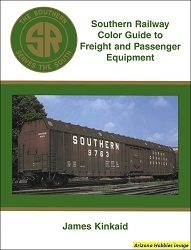 Southern Railway Color Guide to Freight and Passenger Equipment
