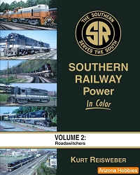 Southern Railway Power In Color Vol. 2: Road-switchers