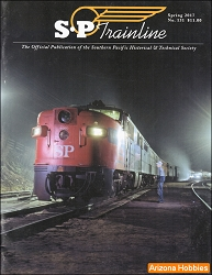 SP Trainline No. 131 Spring 2017