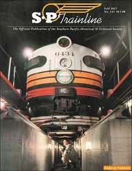 SP Trainline No. 133 Fall 2017