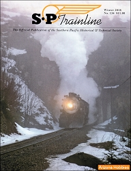 SP Trainline No. 134 Winter 2018
