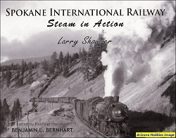 Spokane International Railway Steam in Action