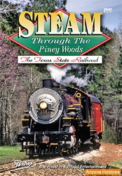 Steam Through the Piney Woods DVD