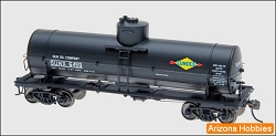 SUNOCO HO Scale 10000 Gallon Welded Tank Car