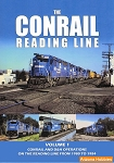 The Conrail Reading Line Vol. 1: Conrail and D&H Operations DVD
