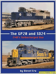 The GP20 and SD24: EMD's Turbocharged Duo