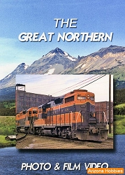 The Great Northern DVD and Photo CD Book
