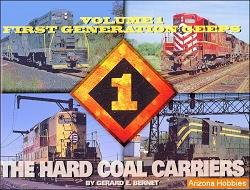 The Hard Coal Carriers Vol. 1: First-Generation Geeps