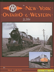 The New York, Ontario & Western In Color
