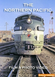 The Northern Pacific DVD and Photo CD Book
