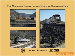 The Virginian Railway in the Norfolk Southern Era