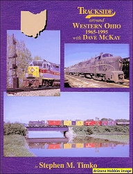 Trackside Around Western Ohio 1965-1995
