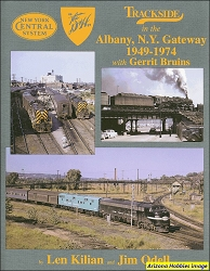 Trackside in the Albany, New York Gateway