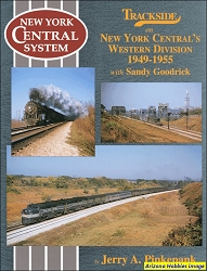 Trackside on New York Central's Western Division 1949-1955