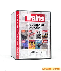 Trains Magazine: The Complete Collection 1940-2010 DVD