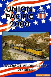 Union Pacific Locomotive Directory 2000