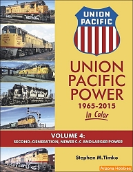 Union Pacific Power 1965-2015 In Color Vol. 4