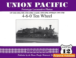 Union Pacific Prototype Locomotive Photographs Vol. 12