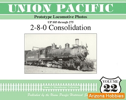 Union Pacific Prototype Locomotive Photographs Vol. 22