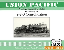 Union Pacific Prototype Locomotive Photographs Vol. 23