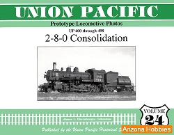 Union Pacific Prototype Locomotive Photographs Vol. 24
