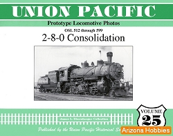 Union Pacific Prototype Locomotive Photographs Vol. 25