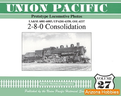Union Pacific Prototype Locomotive Photographs Vol. 27