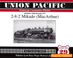 Union Pacific Prototype Locomotive Photographs Vol. 29