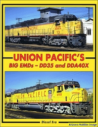 Union Pacific's Big EMDs: DD35 and DDA40X