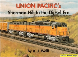Union Pacific's Sherman Hill in the Diesel Era