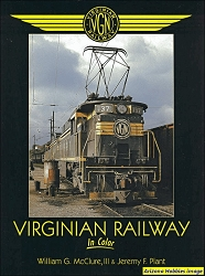 Virginian Railway In Color