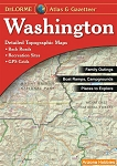WASHINGTON DeLorme Atlas and Gazetteer