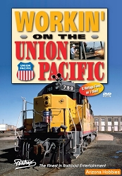Workin' on the Union Pacific DVD