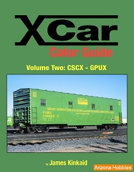 X Car Color Guide Vol. 2: CSCX-GPUX